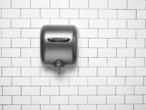 Photos of XLERATOR hand dryers
