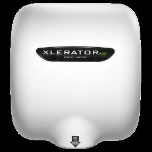 XLERATOReco Hand Dryer BW-ECO White Thermoset (BMC) Cover