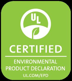 EPD Certified